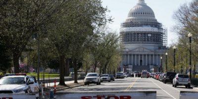 Se encuentra en el barrio Capitol Hill en Washington D. C., la capital del país. Foto:AP