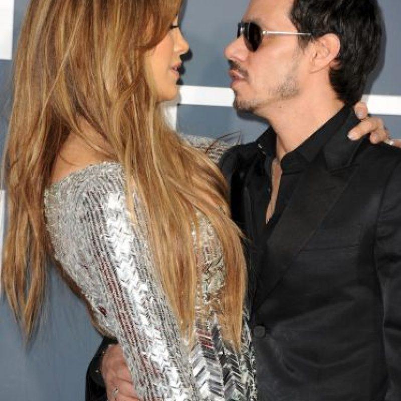 Marc Anthony. Se casaron en febrero de 2004. Foto:Getty Images