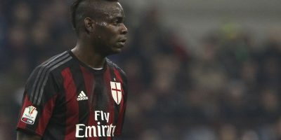 Mario Balotelli (Italia) Foto: Getty Images