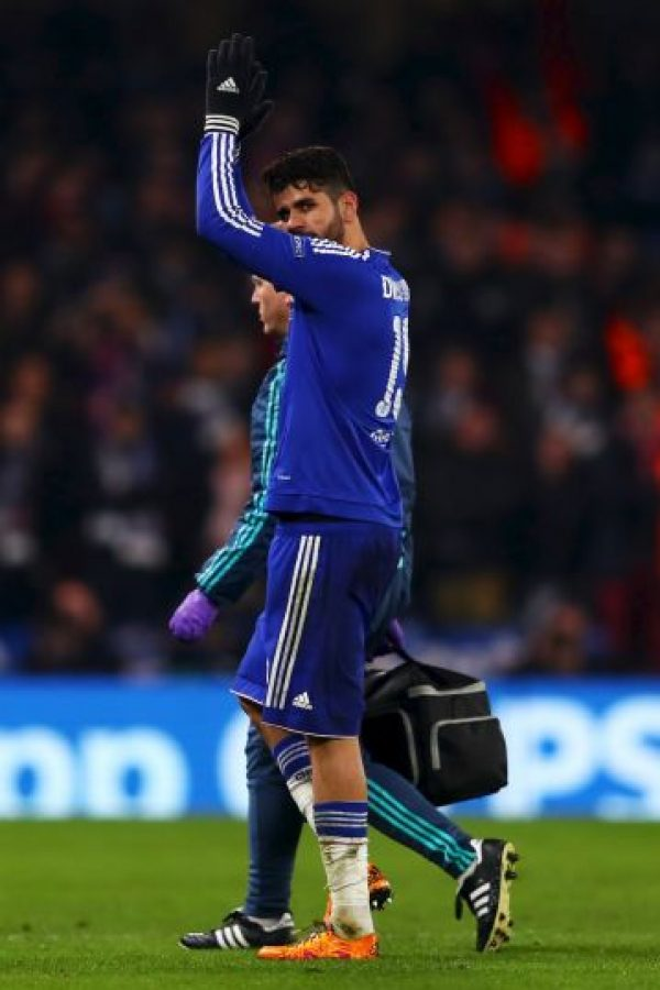 Diego Costa (España) Foto: Getty Images