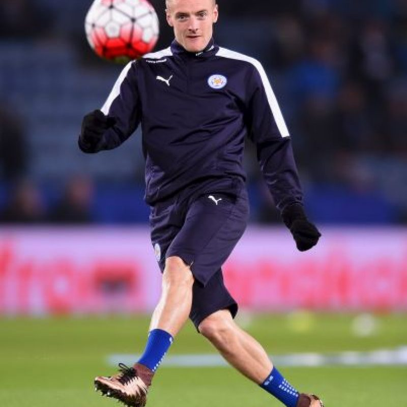 Jamie Vardy (Inglaterra) Foto: Getty Images