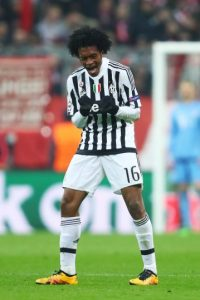 Juan Cuadrado (Colombia) Foto: Getty Images