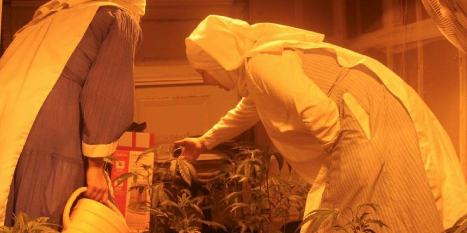 De acuerdo con la DEA, es la droga más usada en los Estados Unidos Foto:facebook.com/sistersofthevalley