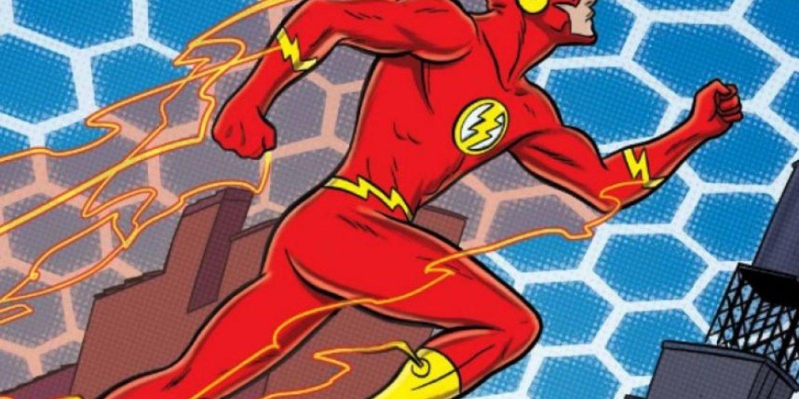 """The Flash"", posible fecha de estreno: 16 de marzo de 2018. Foto:DC Entertainment"