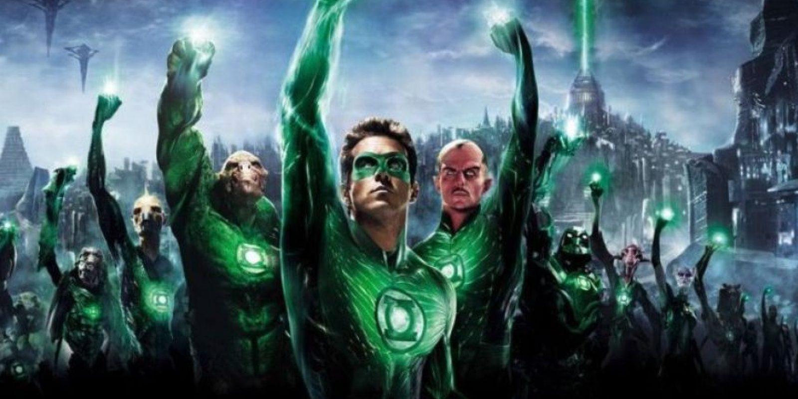 """Green Lantern Corps"". Fecha de estreno: 19 de junio de 2020. Foto:DC Entertainment"