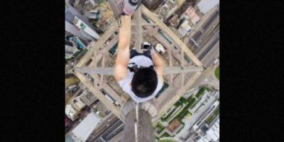 "El objetivo es tomar el ""mejor"" selfie. Foto:instagram.com/daniel__lau"