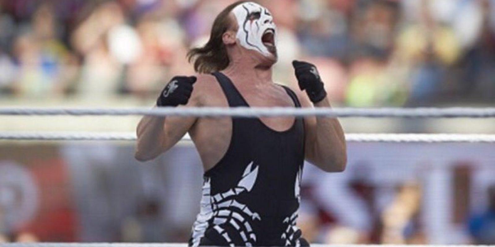 Será inducido al Salón de la Fama de la WWE en Wrestlemania 32 Foto:WWE