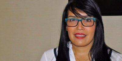 Francina Hungría reconoce que su cédula dice que ella reside en la zona oriental