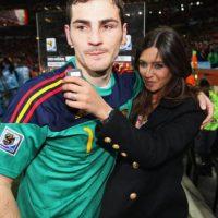 """Iker Casillas y Sara Carbonero por fin se dieron el """"Sí, quiero"""". Foto:Getty Images"""
