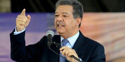 Leonel Fernández hará campaña por Danilo Medina el sábado y domingo próximos