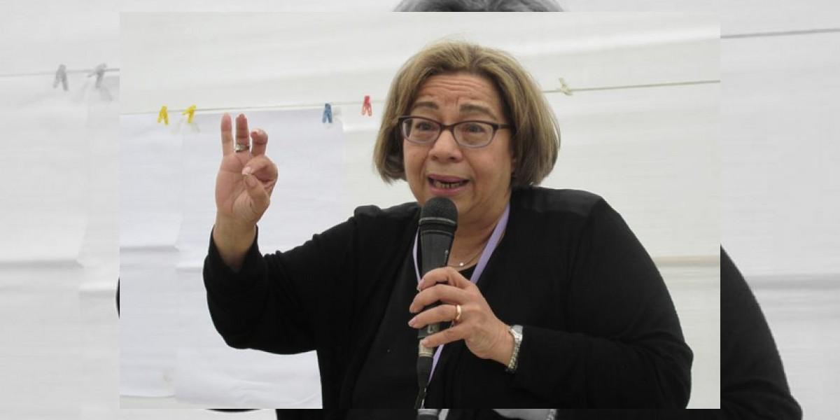 Muere la líder feminista y socióloga Magaly Pineda