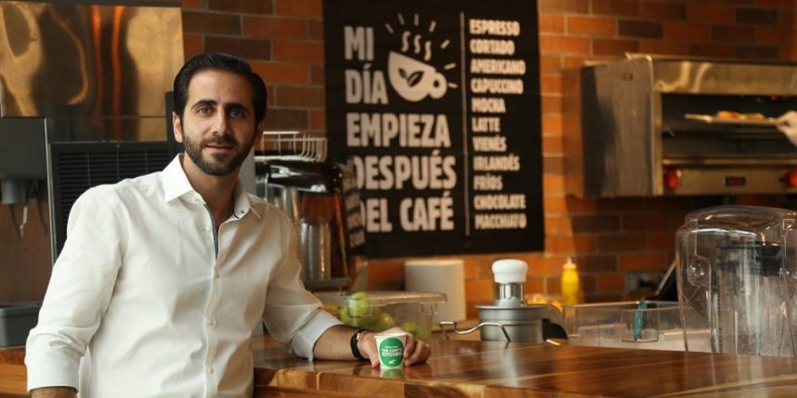Antonio Handal. Foto: cortesía super fresh market