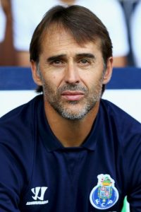 2. Julen Lopetegui Foto: Getty Images