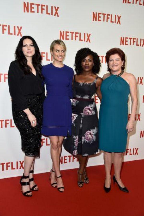 OITNB es una de las series más exitosas de Netflix. Foto:Getty Images