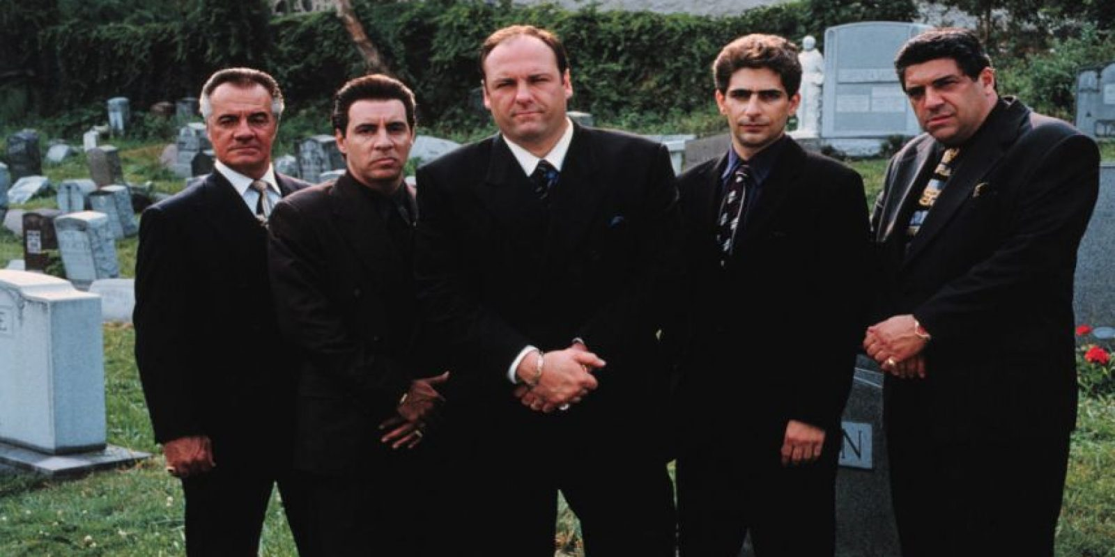 """The Sopranos"", otra serie icónica de HBO. Foto: Getty Images"