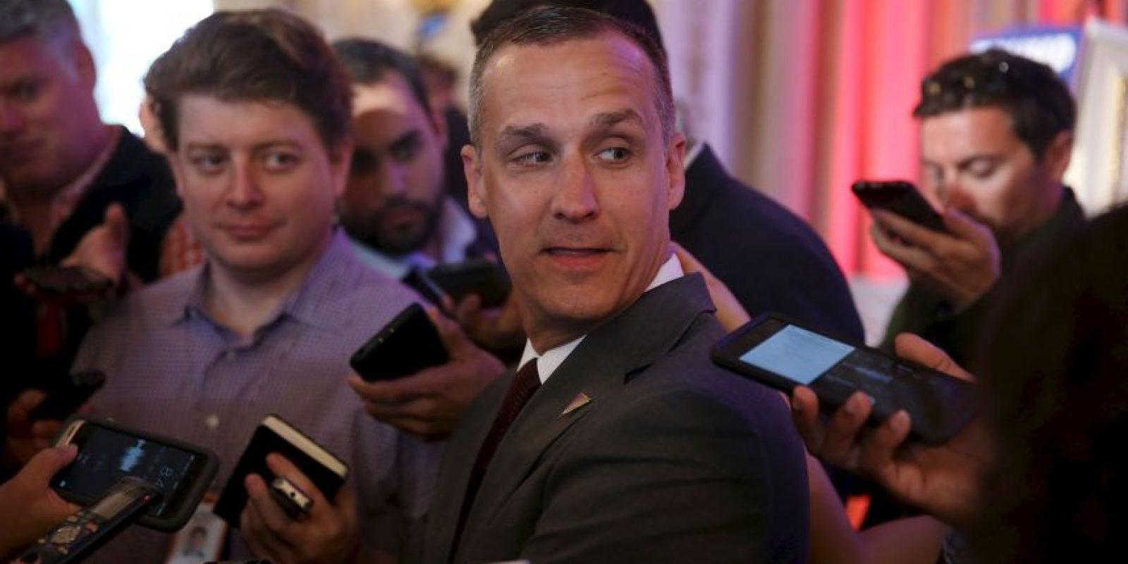 Corey Lewandowski tiene 42 años. Foto:Getty Images