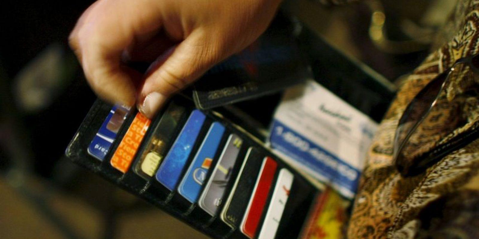 4. Eviten traer con ustedes altas sumas de dinero, así como tarjetas bancarias que no sean necesarias. Foto:Getty Images