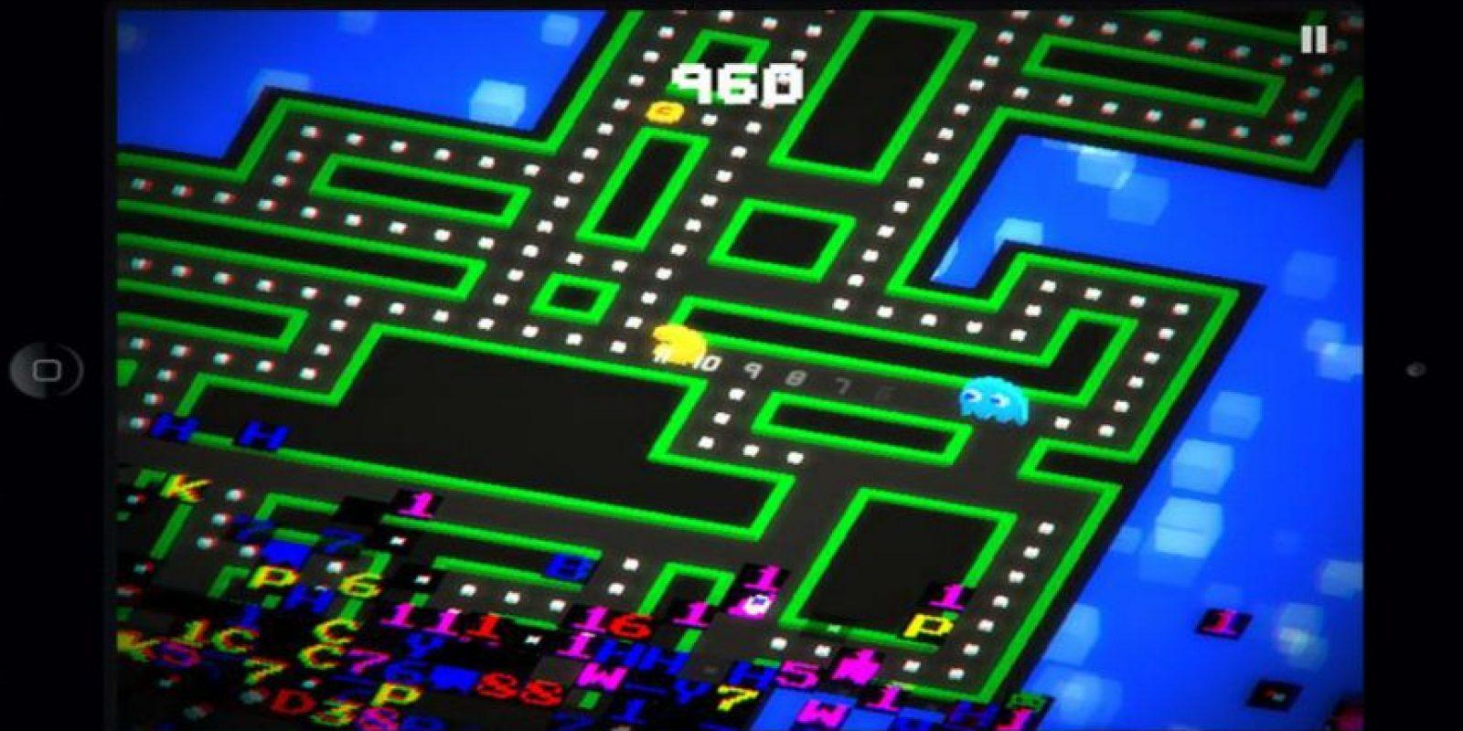 11.- Pac-Man. El clásico, ¡pero más rápido! Foto:Pac-Man