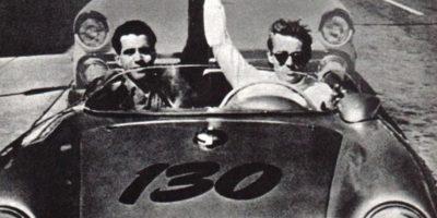 11. Little Bastard: fue el auto de James Dean, con el que se mató. Luego ocasionó muchos más accidentes. Foto:vía Wikipedia