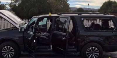 Así fue la tragedia de San Bernardino Foto:AFP