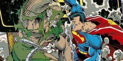 3. Doomsday es muy diferente en su origen a la película. Foto:vía DC Cómics
