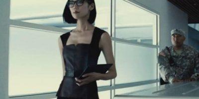 """13. La asistente de Lex: se llama Mercy Graves y apareció en la versión animada de Superman en los 90. Es asesinada por Lex en """"Superman: Doomsday"""". Foto:vía DC Cómics/Warner Bros"""