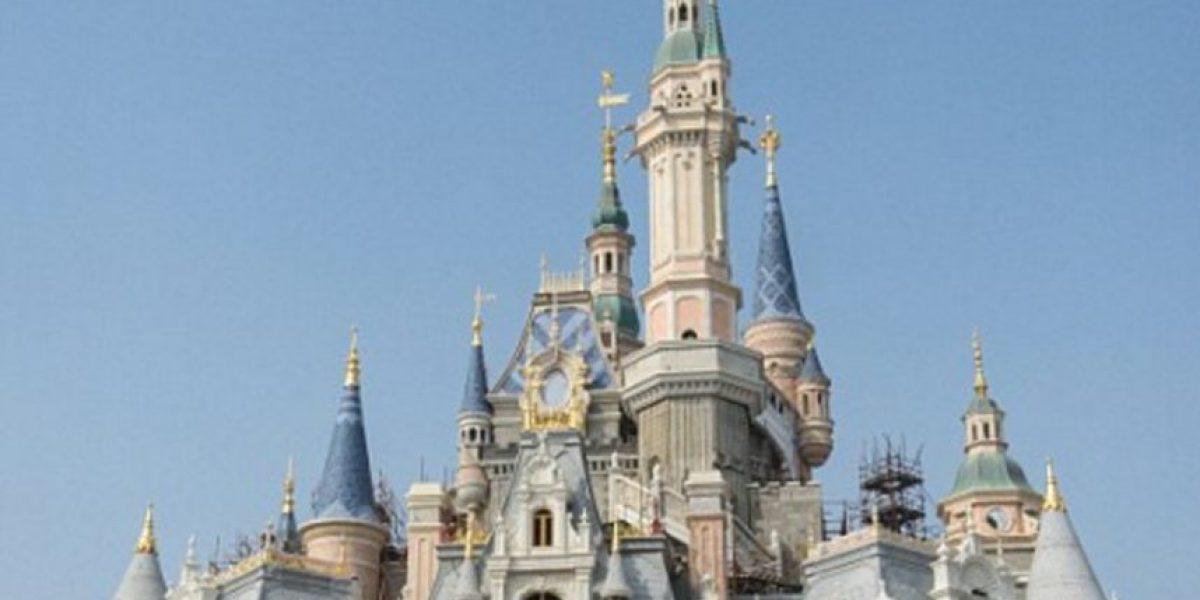 Disney en China: Así se ve desde el aire la nueva casa de Mickey Mouse