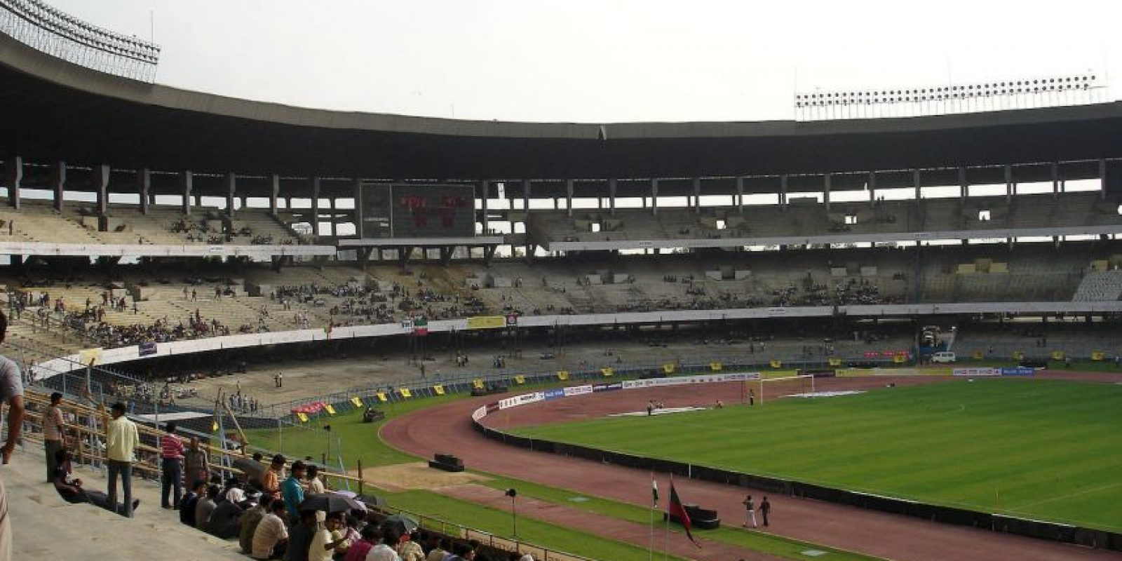 2. Yuva Bharati Krirangan (India) Foto:FIFA