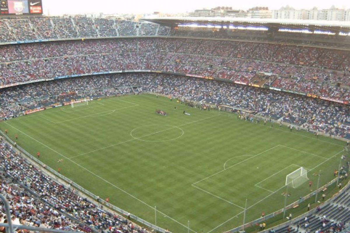 3. Camp Nou (España) Foto:FIFA