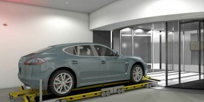 Se espera que esté finalizado este año. Foto:Porsche Design Tower