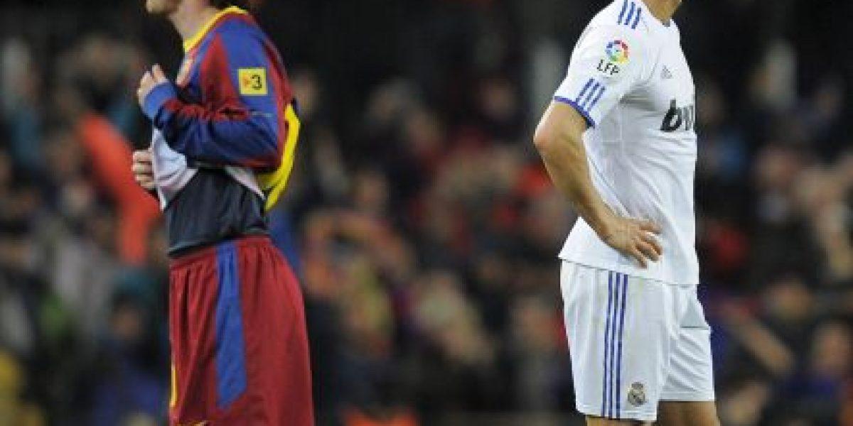 ¿Qué tanto saben de Lionel Messi y Cristiano Ronaldo?