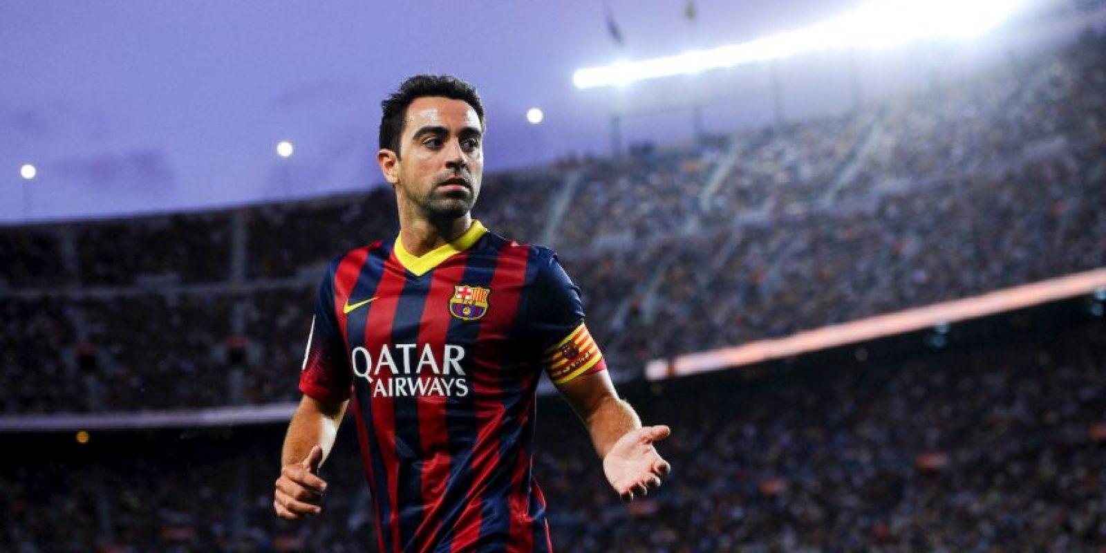 Por el lado de Barcelona, ha sido Xavi Hernández quien más Clásicos lleva disputados, con 42 apariciones. Foto:Getty Images