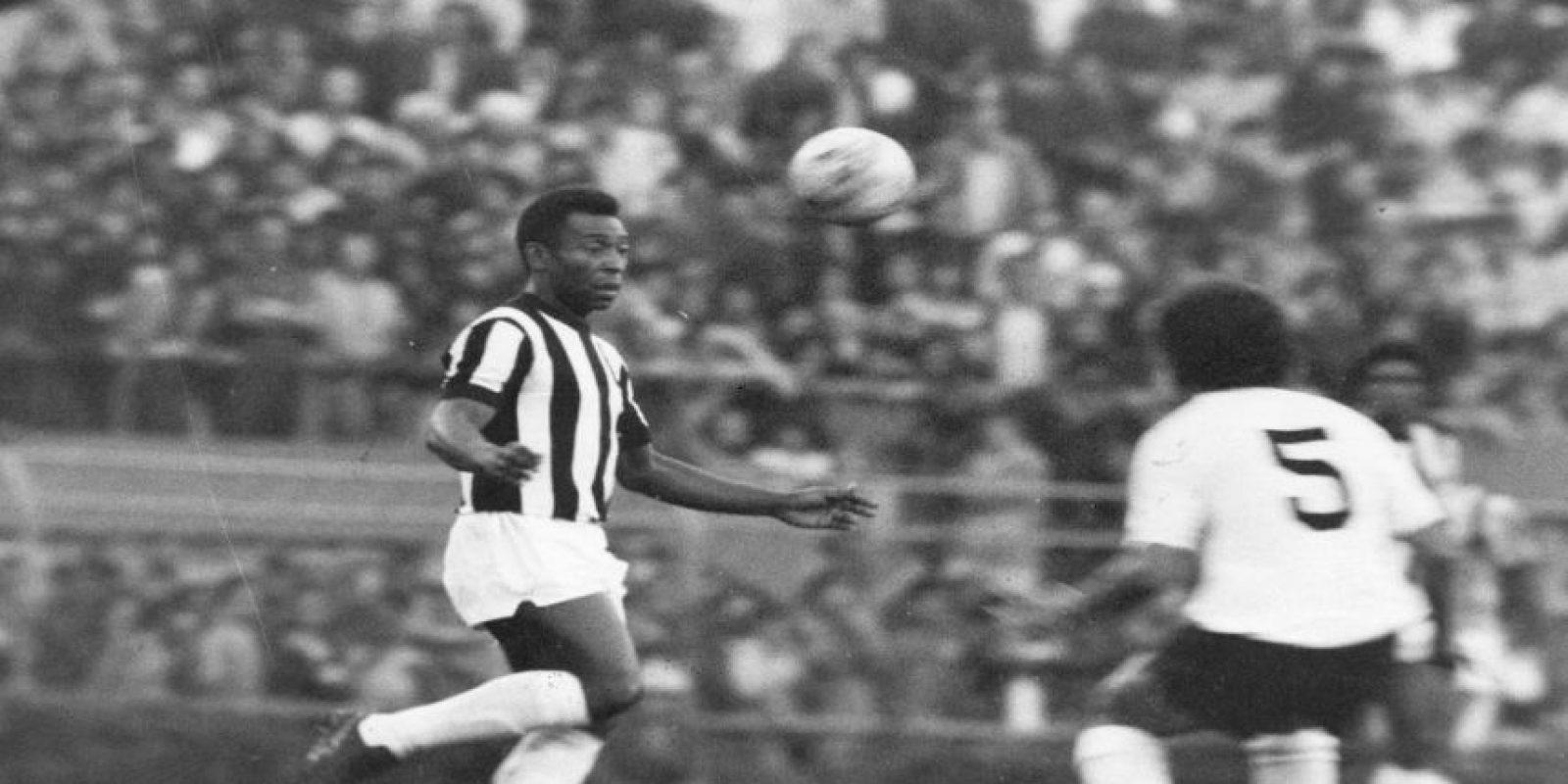 Su actuación más recordada en la Copa del Mundo ocurrió en México 70. Foto:Getty Images