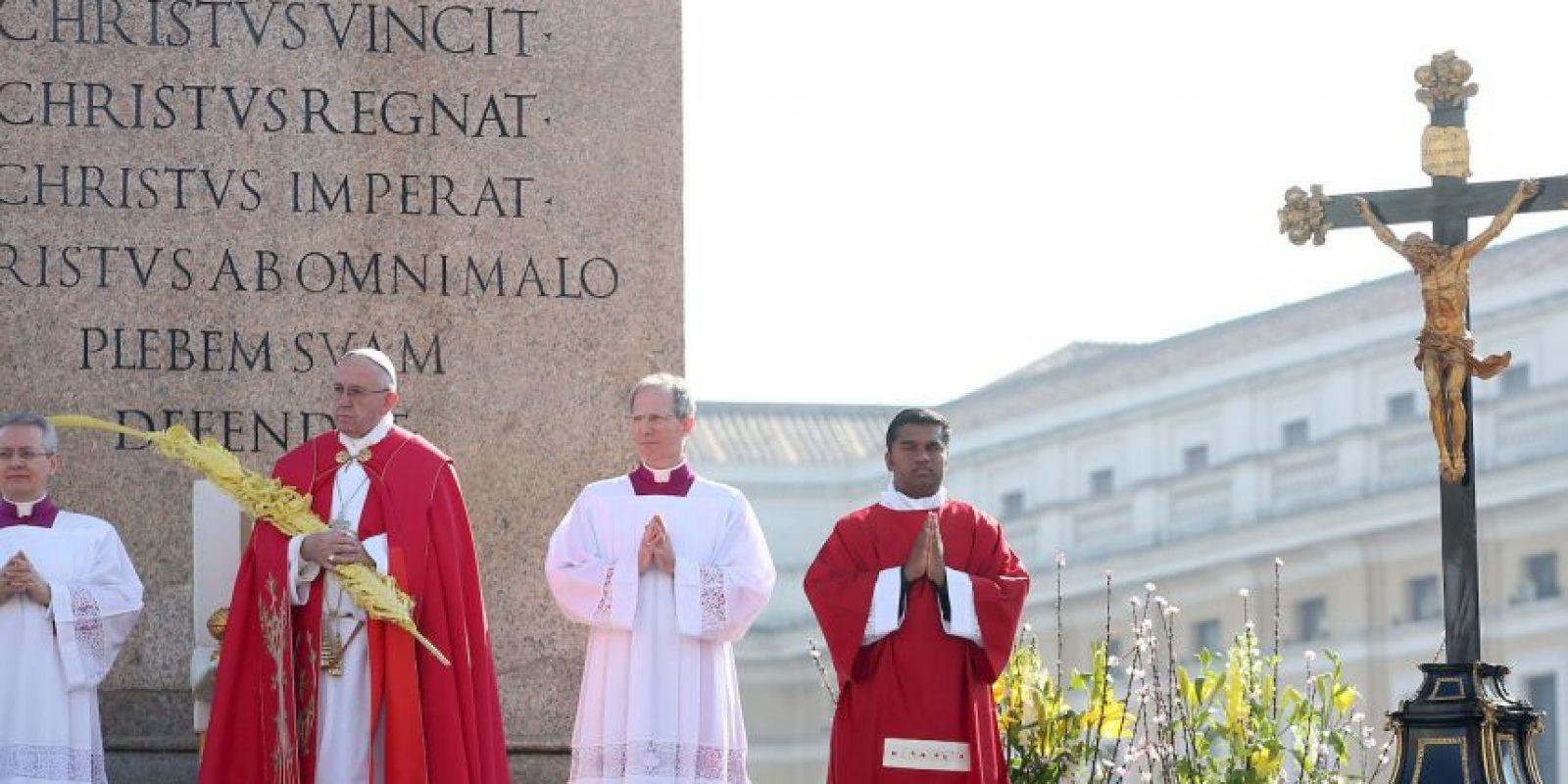 Con el objetivo de propagar los escritos de la Biblia Foto:Getty Images