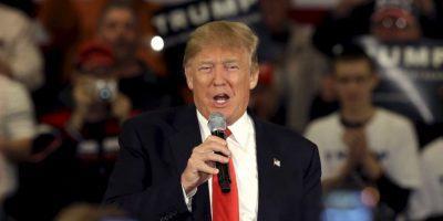 El 16 de junio de 2015, Trump anunció su intención para ocupar la Casa Blanca. Foto:AP
