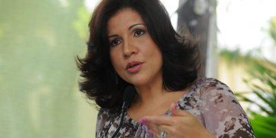 Margarita Cedeño propone plan de gobierno dirigido a equidad salarial