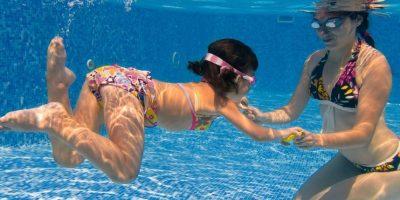Las maravillas de la natación