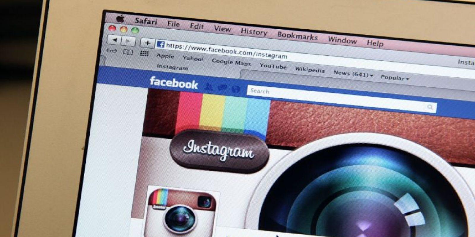 Instagram fue comprado por Facebook en abril de 2012 por la suma de mil millones de dólares. Foto:Getty Images