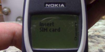 Los antiguos celulares Nokia de la década de los 90. Foto:carsandwater