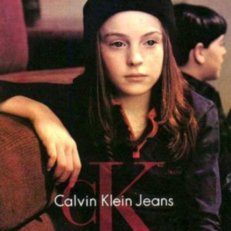 Lindsay Lohan Foto:Calvin Klein