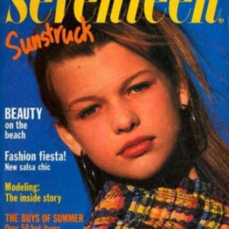 Milla Jovovich Foto:Seventeen