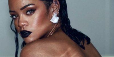 Rihanna se quita la ropa en su nuevo videoclip
