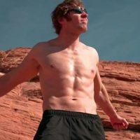 """El """"Lunático"""" optó por entrenar en el desierto Foto:WWE"""