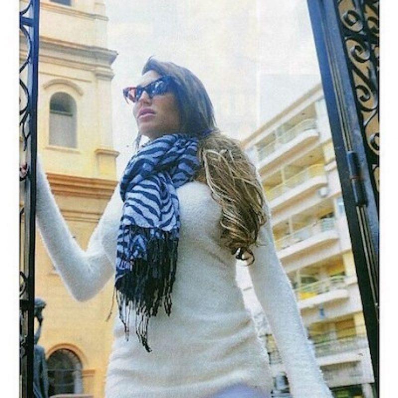 Ha participado en reality shows como Bailando por un sueño Foto:Instagram.com/xipolitakisvictoria