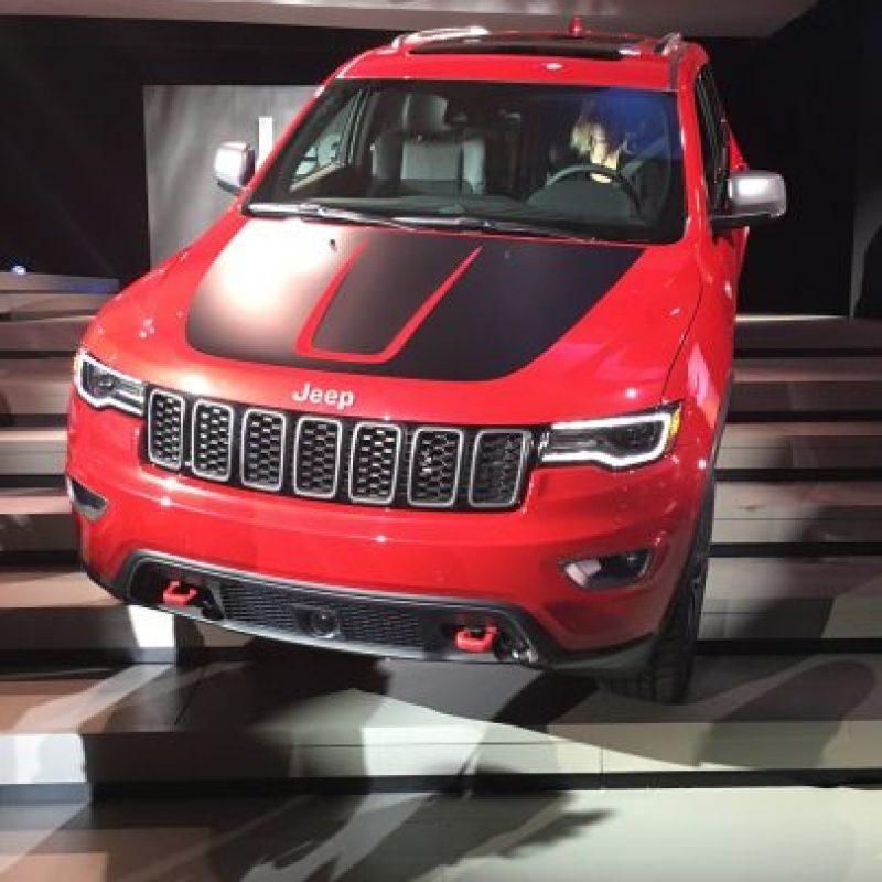 En el NYIAS, Jeep presentó dos nuevas versiones de la Grand Cherokke: la Summit y la Trailhawk. Foto: víktor rodríguez-velázquez
