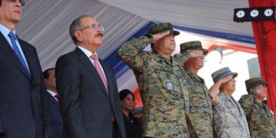Medina encabezó acto por el 172 aniversario de la Batalla del 30 de Marzo
