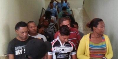 Un año de prisión preventiva asaltantes de Fenatrano y tres meses a joven lanzó bomba casa PLD