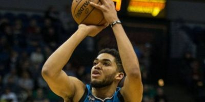 Karl Anthony Towns Foto: Fuente Externa