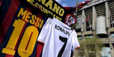 El luso supera a la MSN en la tabla de goleo, con 28 goles Foto:Getty Images