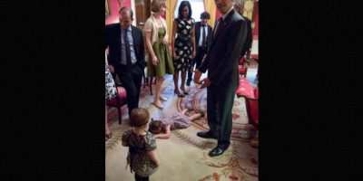 Obama ha sido testigo de berrinches. Foto: Vía whitehouse.gov/photos